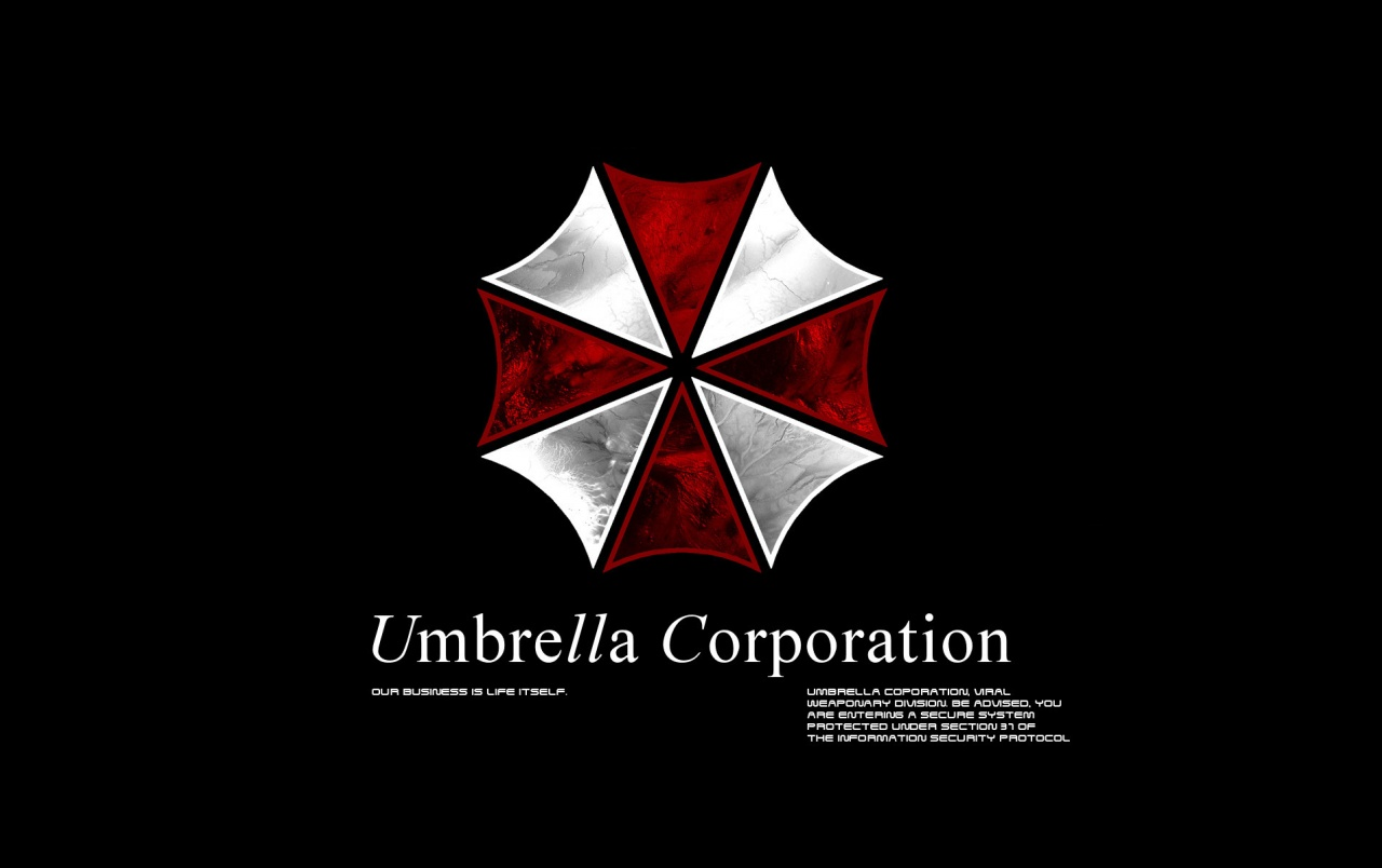 Umbrella Corp wallpapers