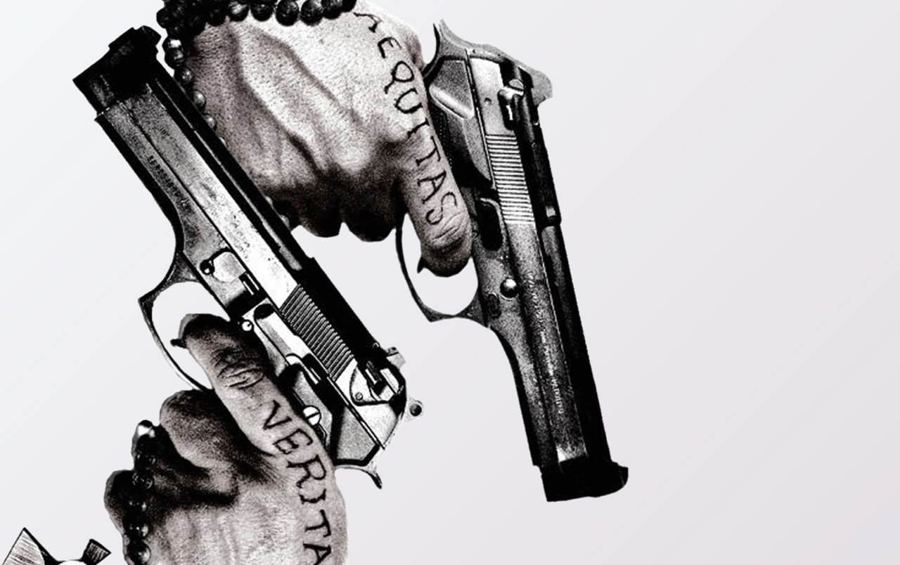 Guns and tattoos wallpapers