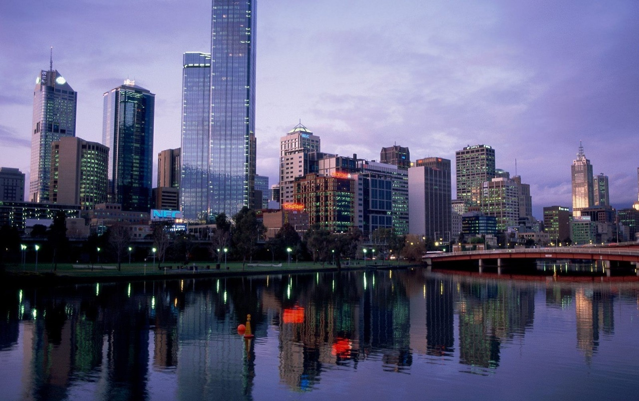 Melbourne city wallpapers Melbourne city stock