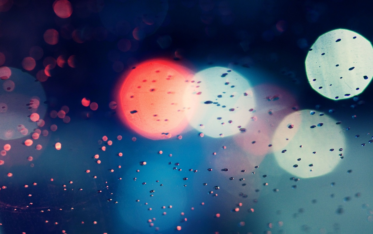 I love bokeh wallpapers