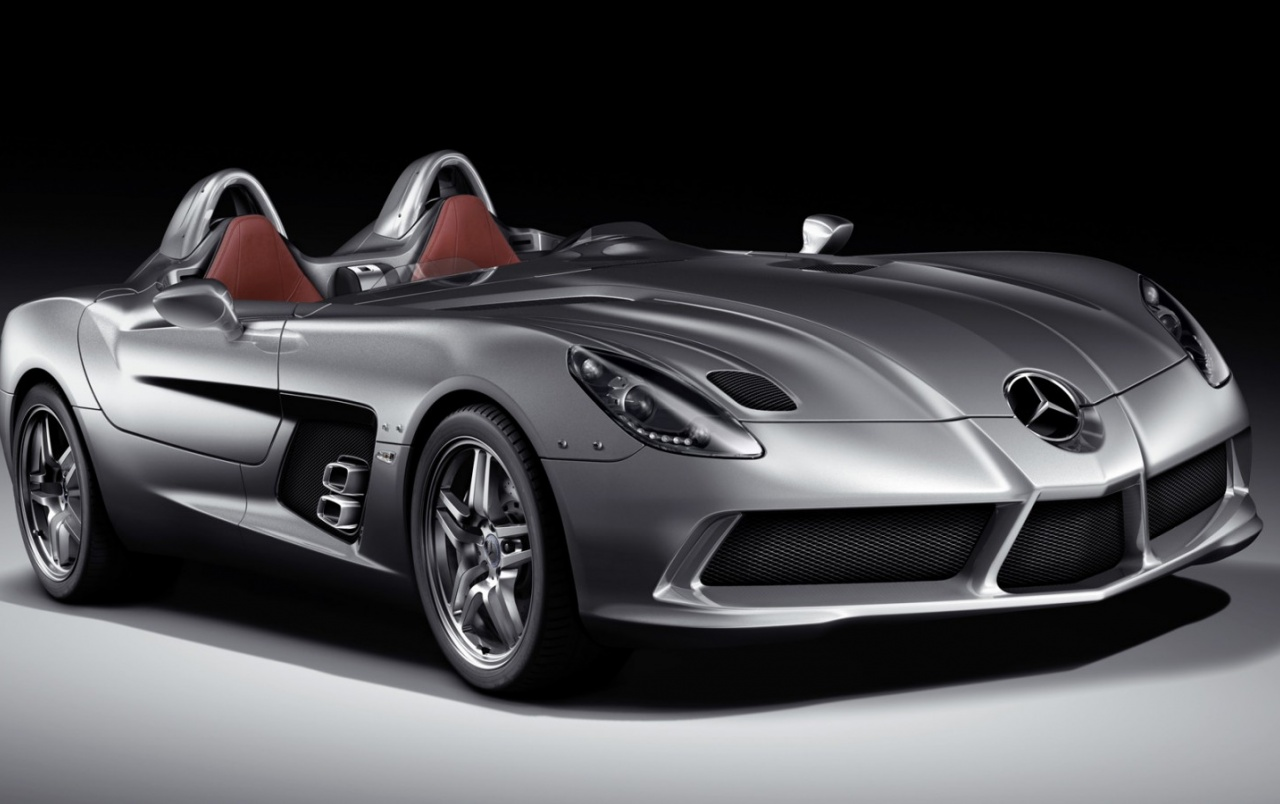 SLR Stirling Moss wallpapers
