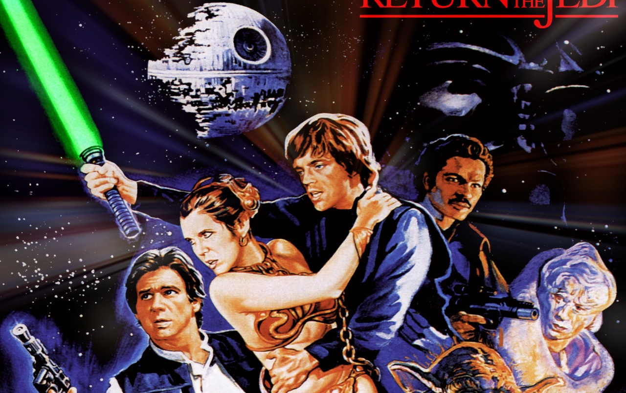 Starwars Return Of The Jedi Wallpapers Starwars Return Of The