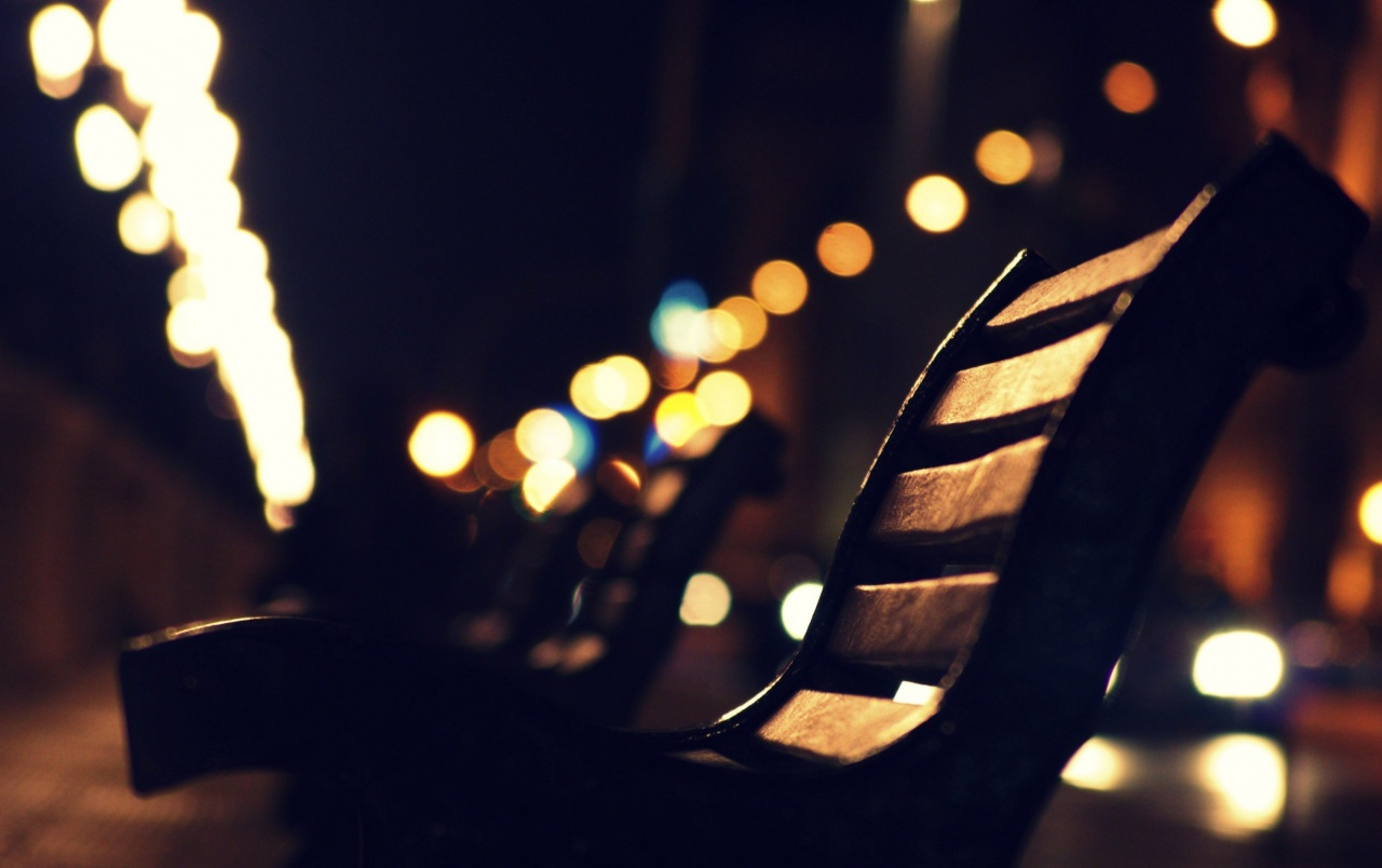 Night bokeh wallpapers