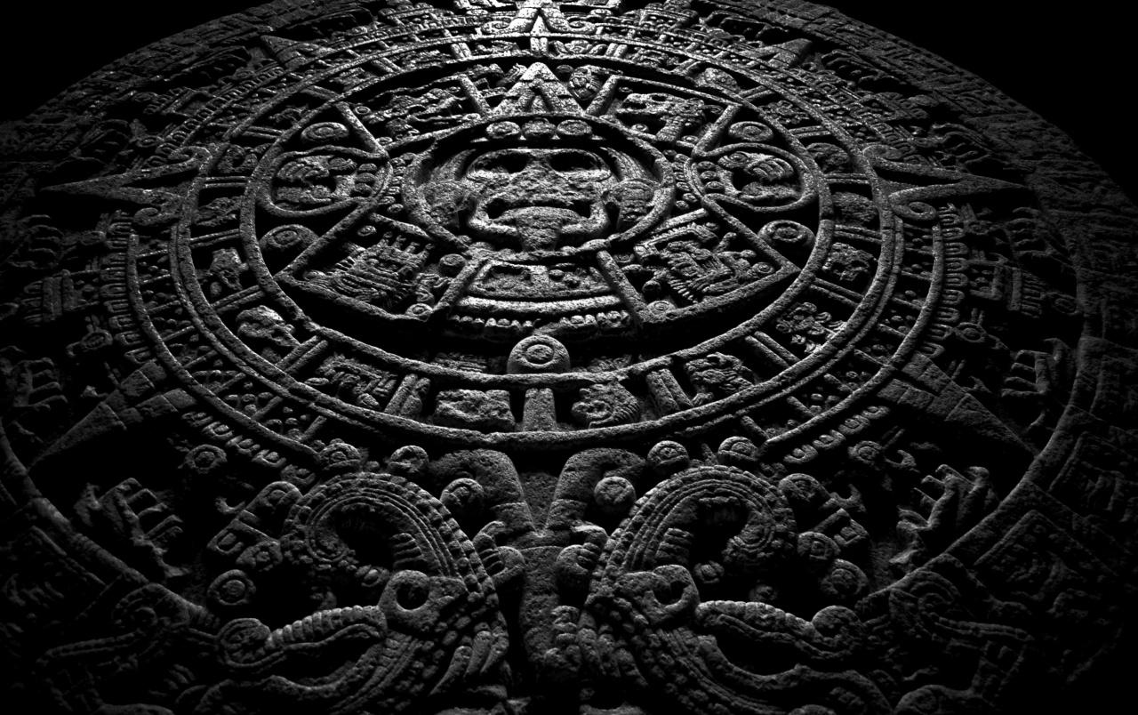 Aztec Calendar wallpapers