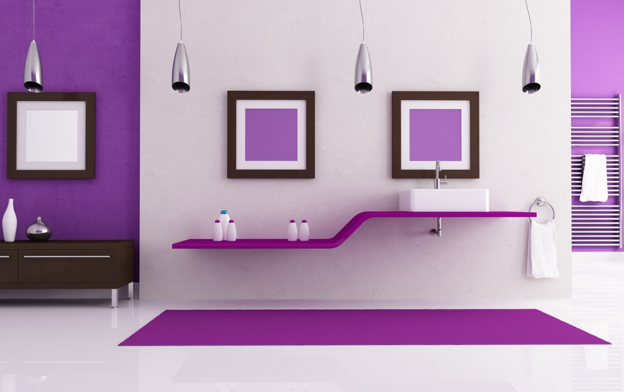 Purple Interior wallpapers