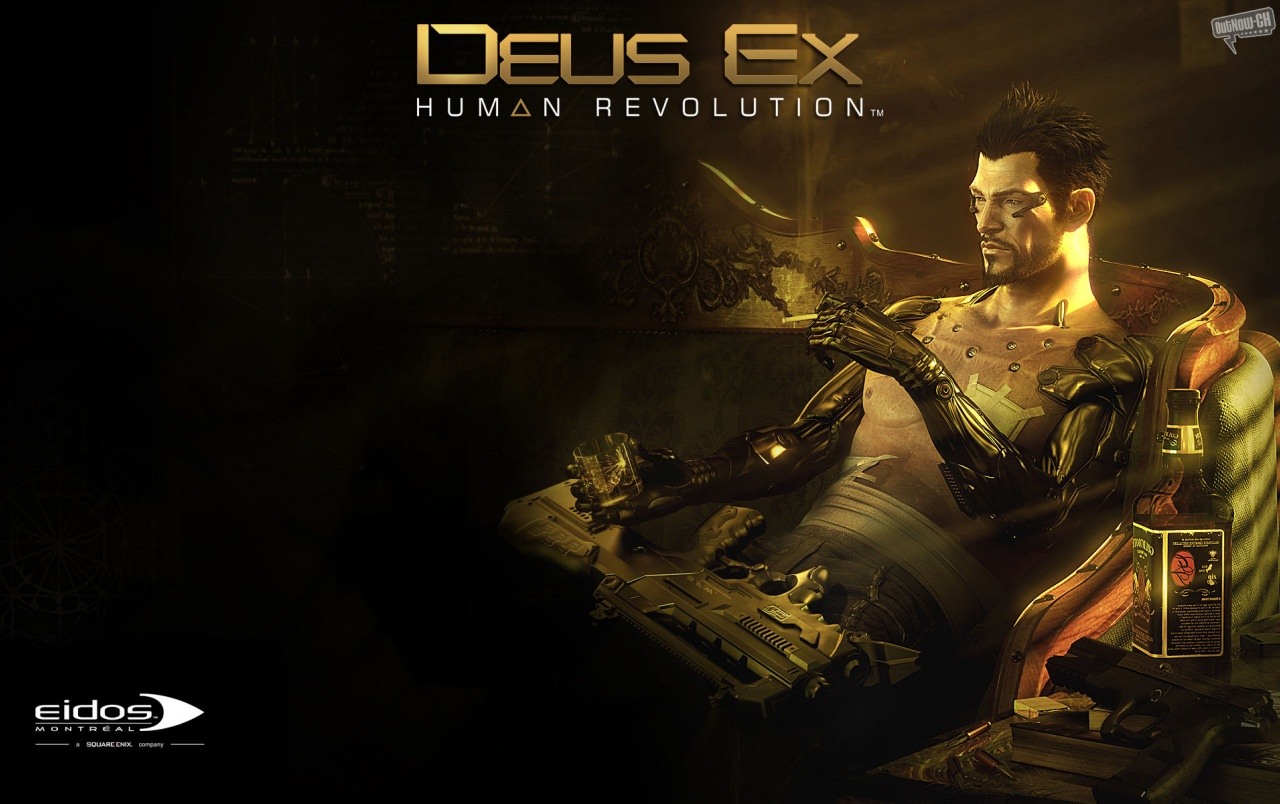 Deus Ex: Human Revolution wallpapers