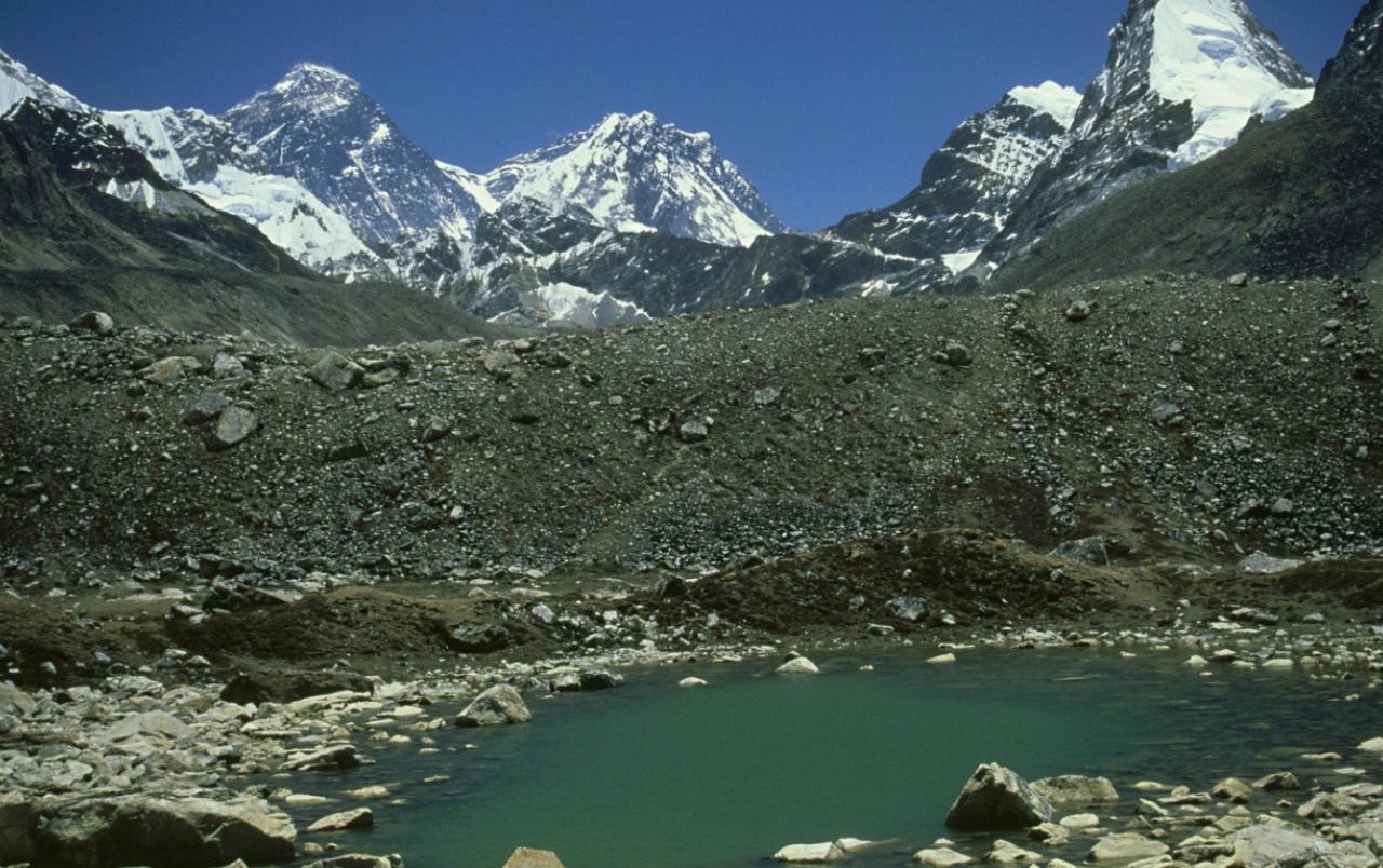 mount_everest_sagarmatha_nepal wallpapers