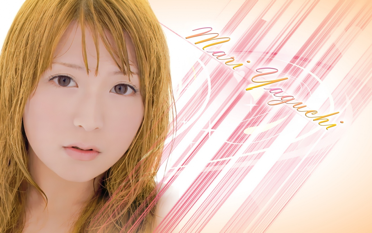 Mari Yaguchi wallpapers