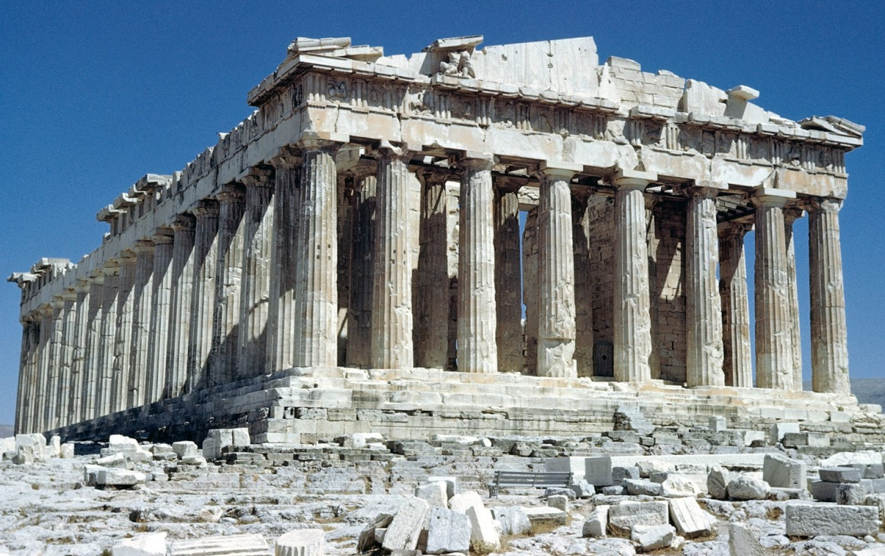 an analysis of the mad revisionists the parthenon a post hellenistic fabrication