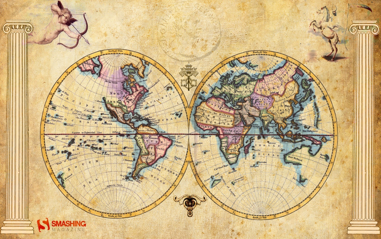 Old World Atlas Wallpapers And Stock Photos
