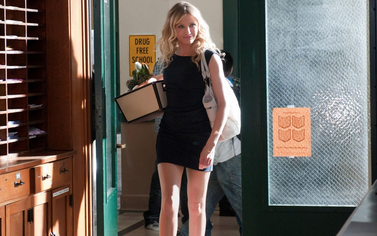 Bad Teacher wallpapers