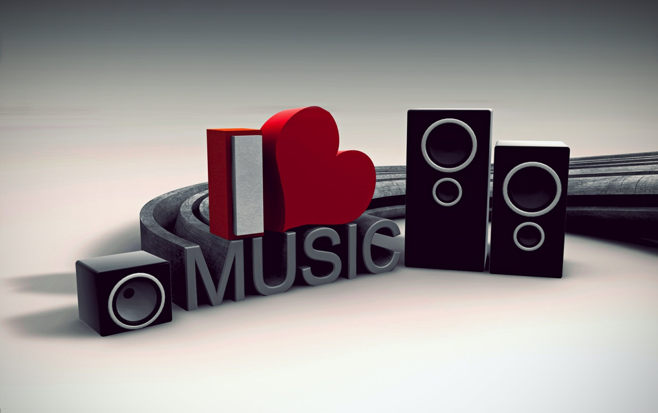 Featured I Love Music Wallpapers