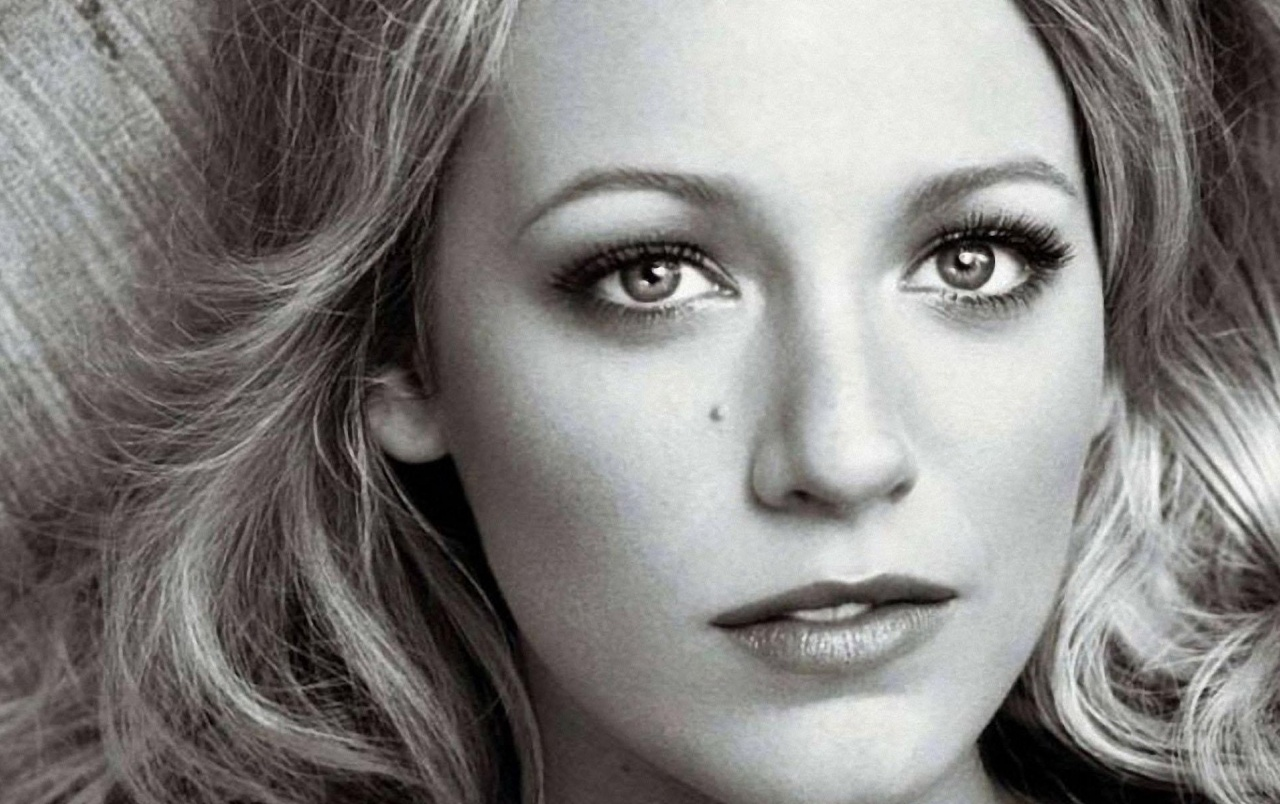 Blake Lively Black White Hintergrundbilder Blake Lively