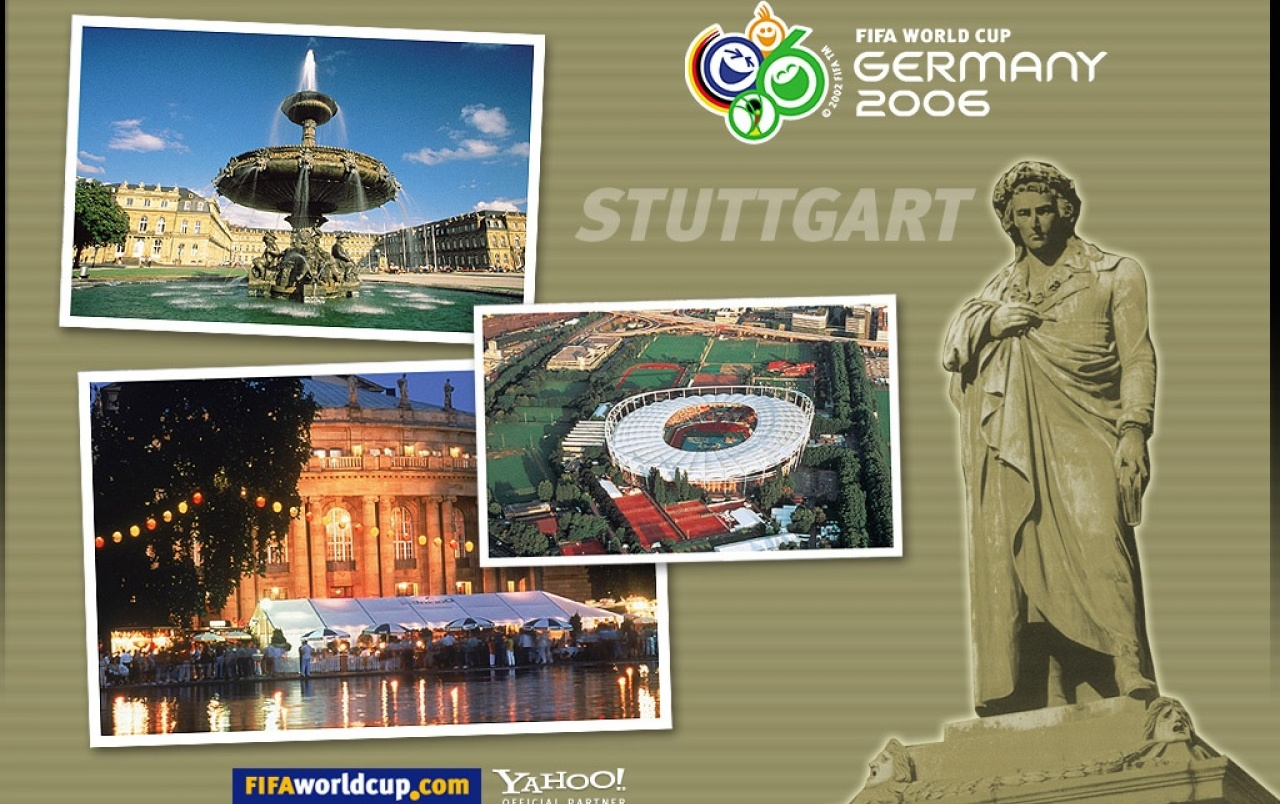 World Cup Stuttgart wallpapers
