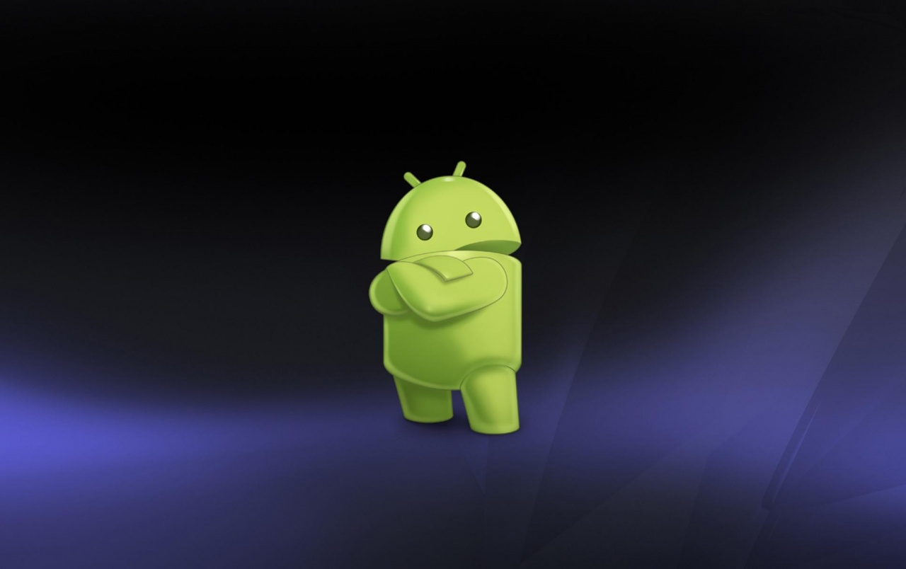 Wide Slick Droid wallpapers
