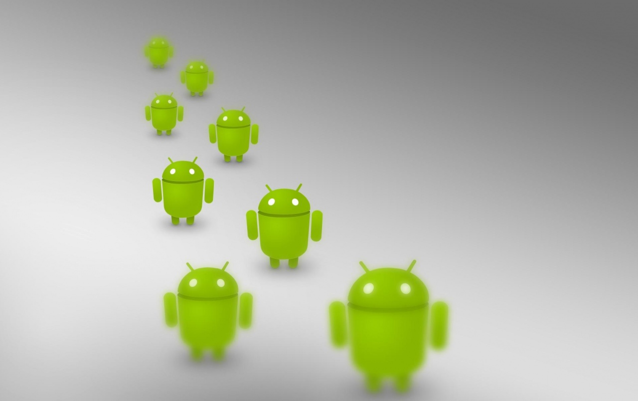 Android Droid Army wallpapers