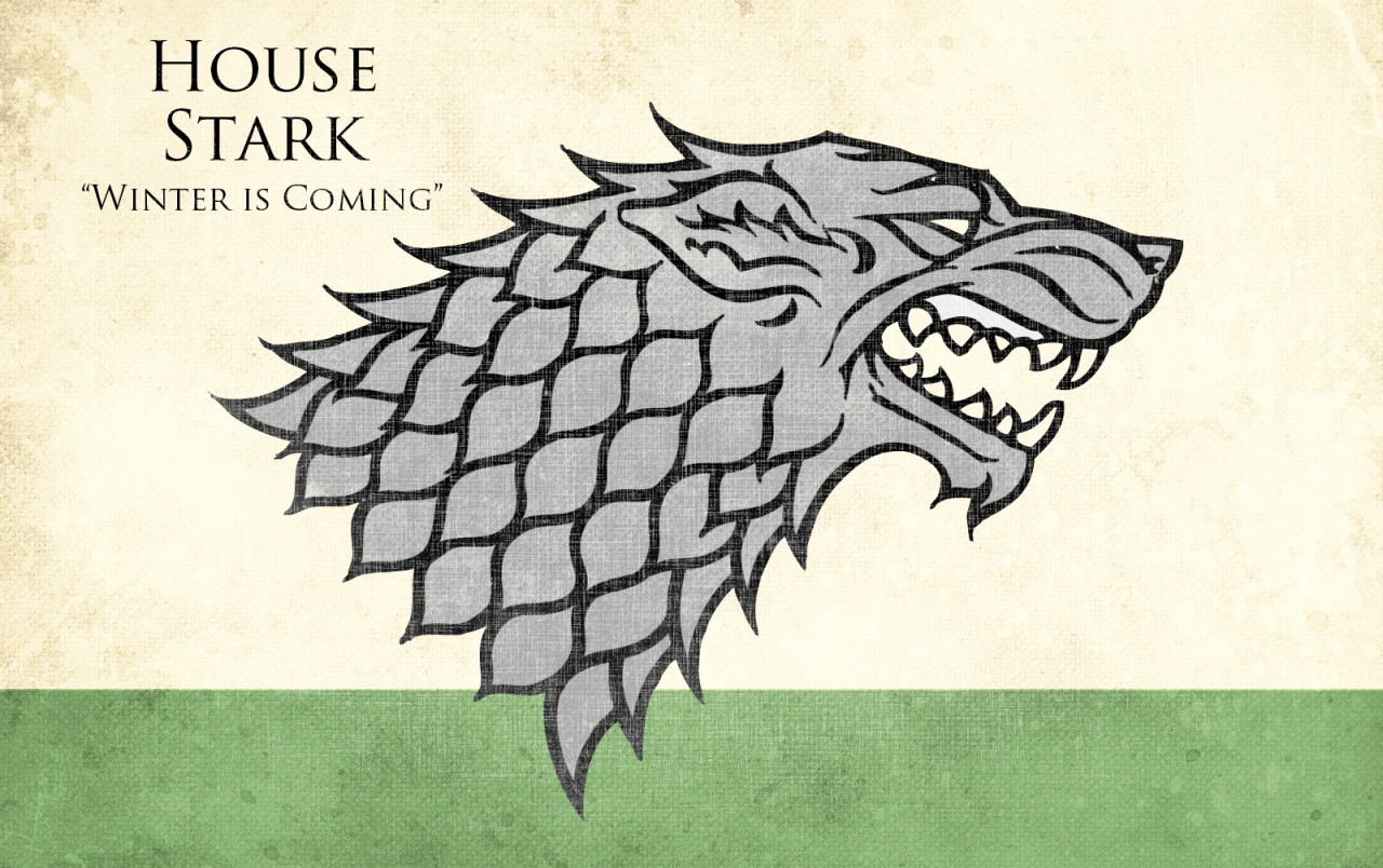 Game Of Thrones House Stark Wallpapers Game Of Thrones House