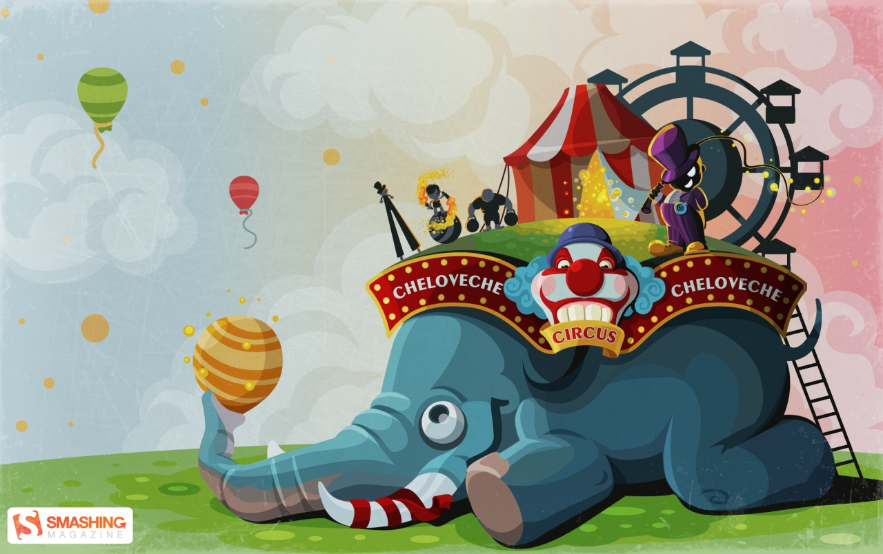 Circus wallpapers