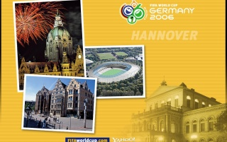 World Cup Hannover wallpapers