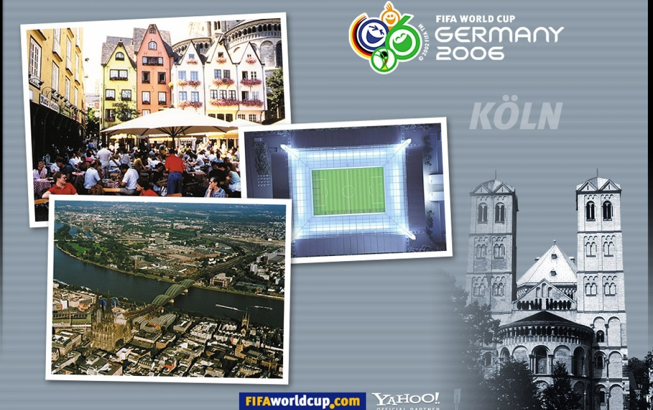 World Cup Koln wallpapers