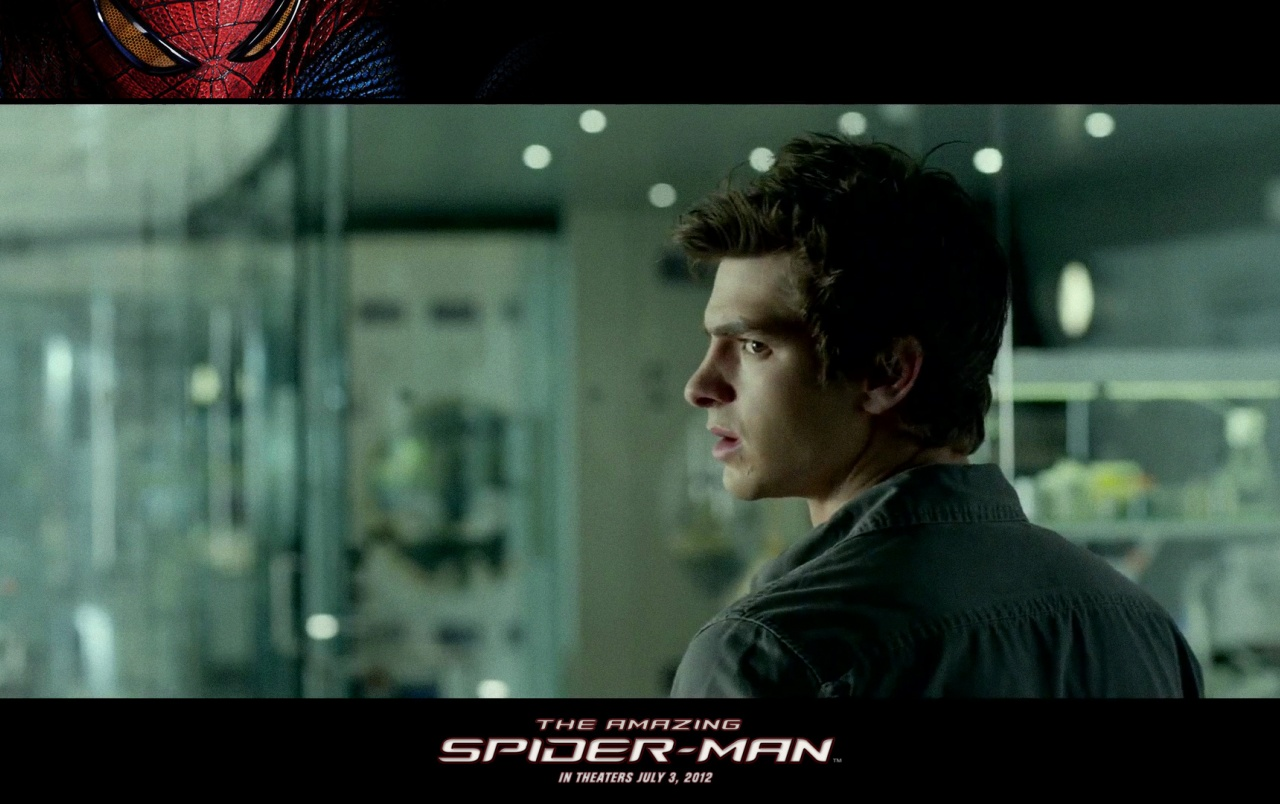 The Amazing Spiderman: Peter wallpapers