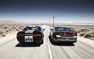 Dodge Challenger Srt8 Charger Srt8 Wallpapers Dodge