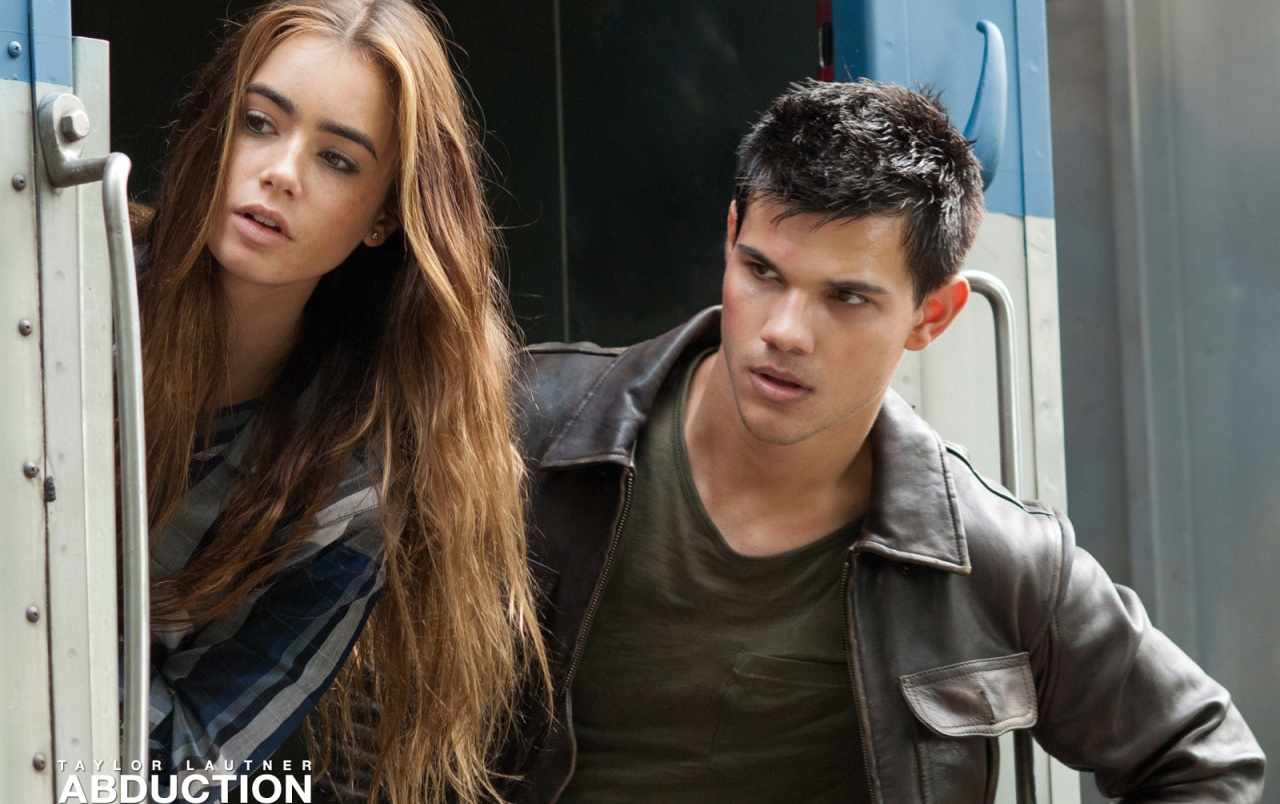 Abduction: Taylor Lautner wallpapers