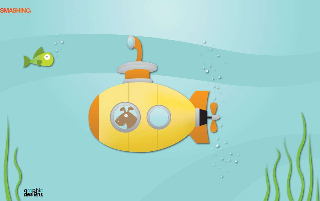 Yellow submarine wallpapers