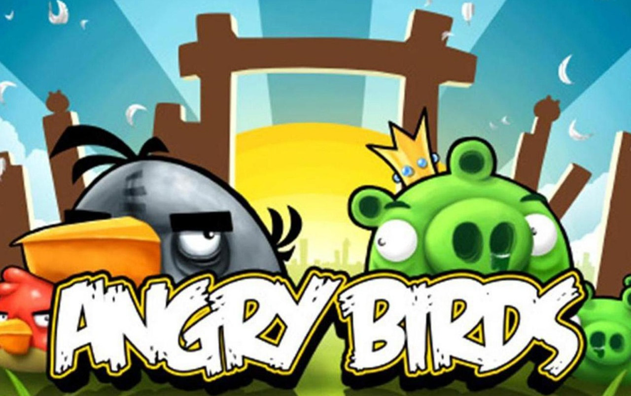 Angry Birds Rivals wallpapers