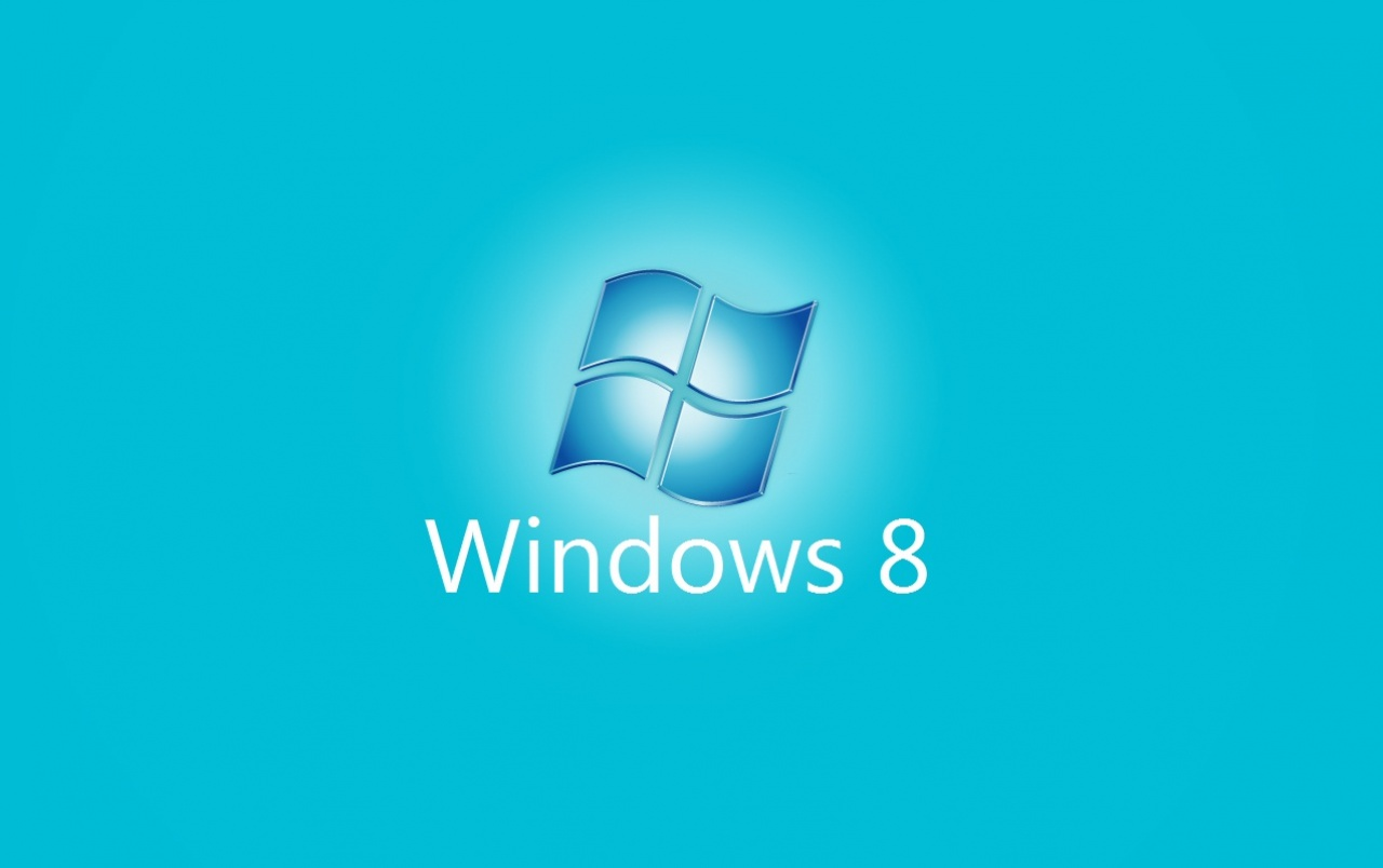 Windows 8 blue wallpapers
