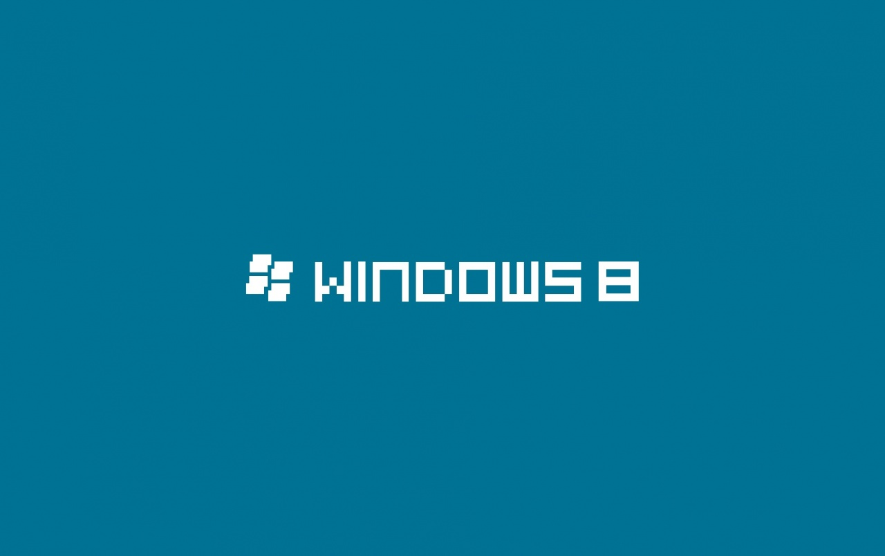 Windows 8 bit wallpapers