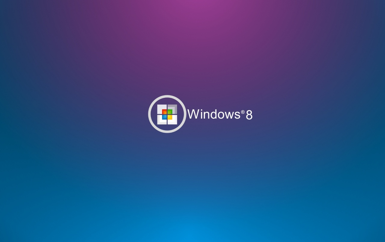 Genuine Windows 8 wallpapers