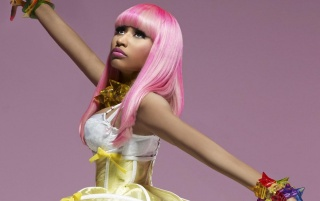 Nicki Minaj Dancing wallpapers