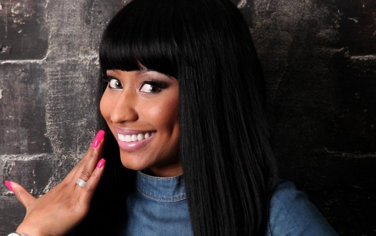 Nicki Minaj Smiling wallpapers