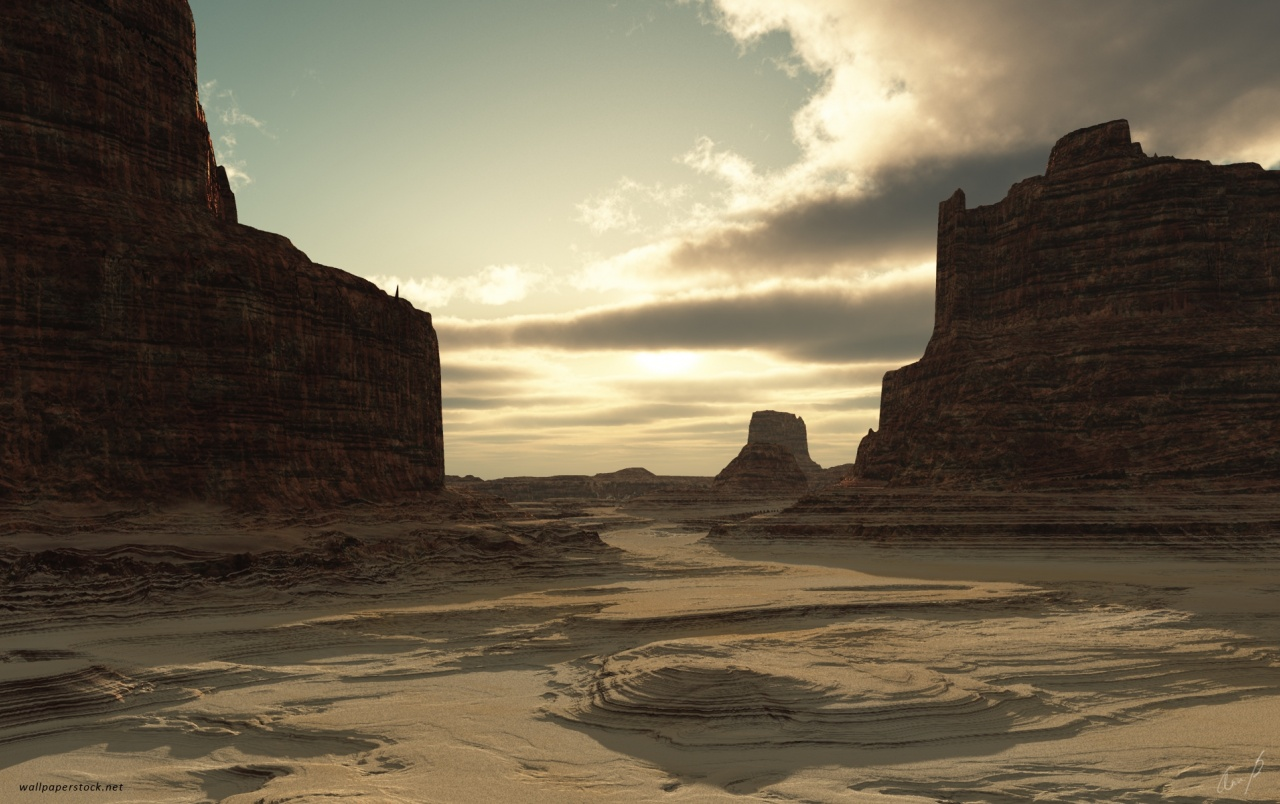 Desert Sand and Rock wallpapers