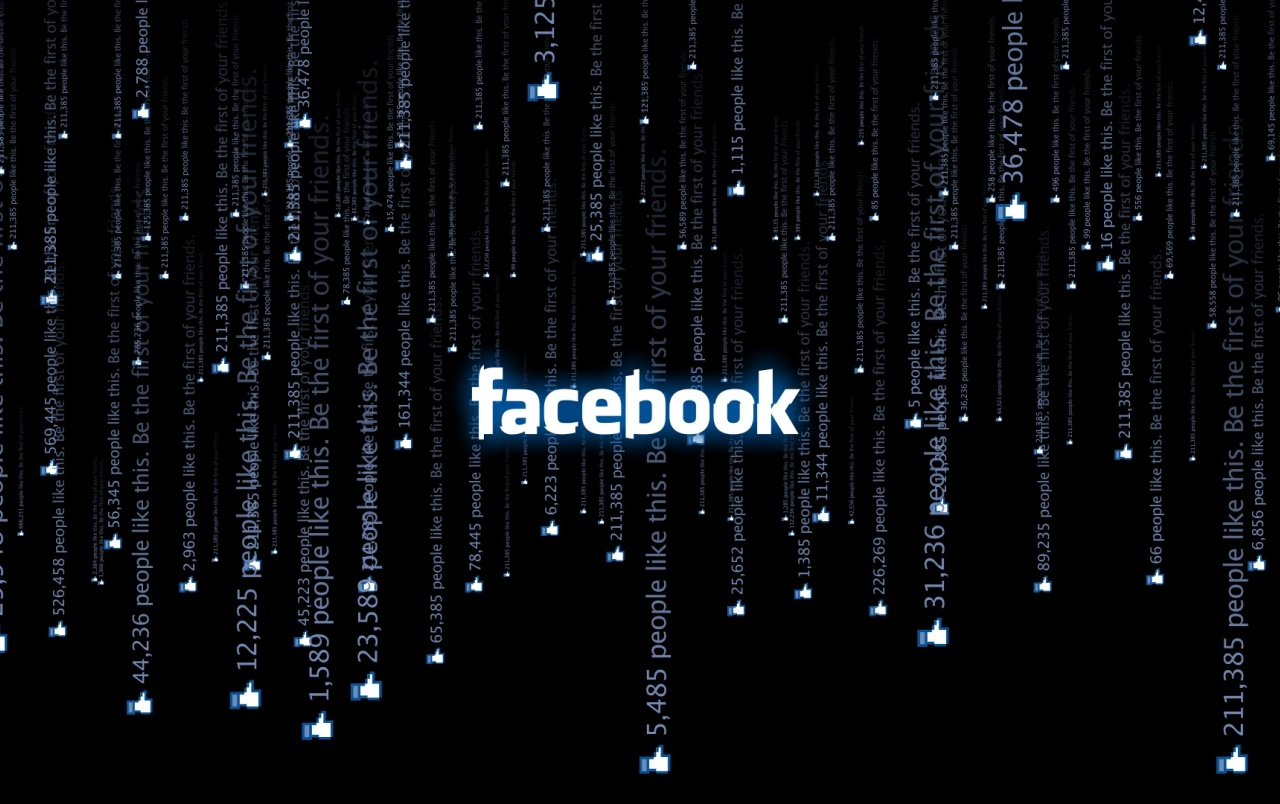 Facebook matrix wallpapers