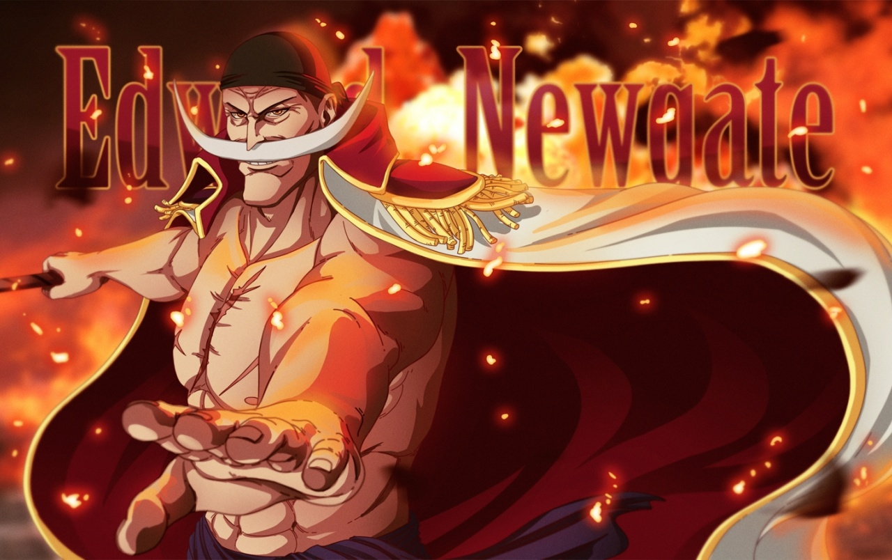 Wide Edward Newgate Whitebeard Wallpapers