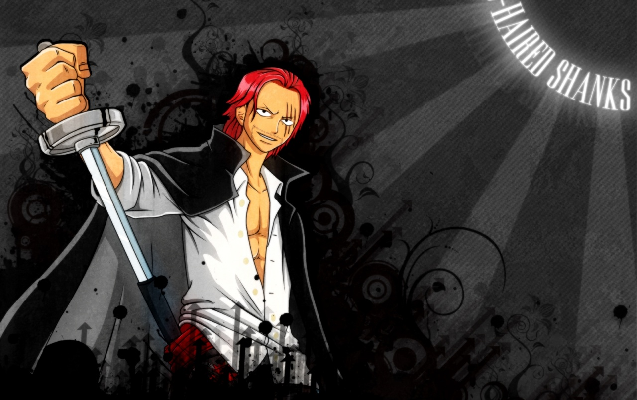Red Haired Shanks Wallpapers Red Haired Shanks Stock Photos