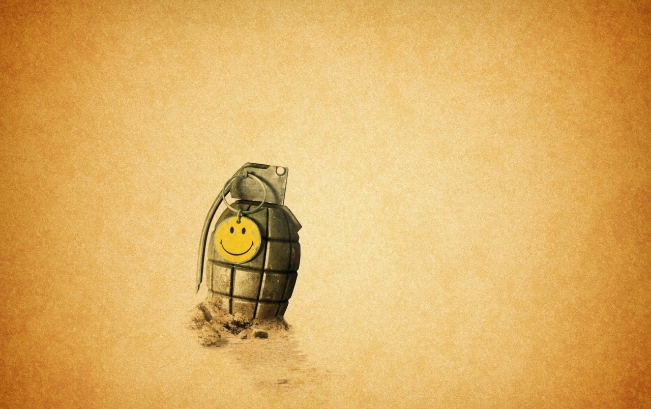 Happy grenade wallpapers