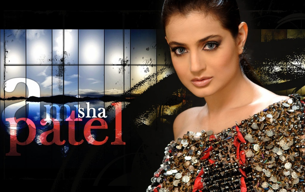 amisha patel wallpapers | amisha patel stock photos