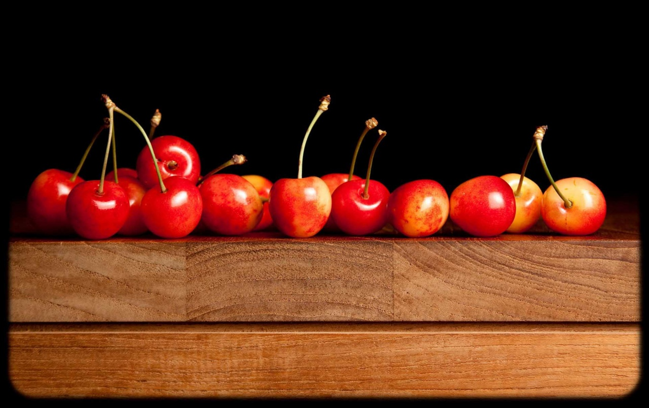 Ubuntu Cherries wallpapers