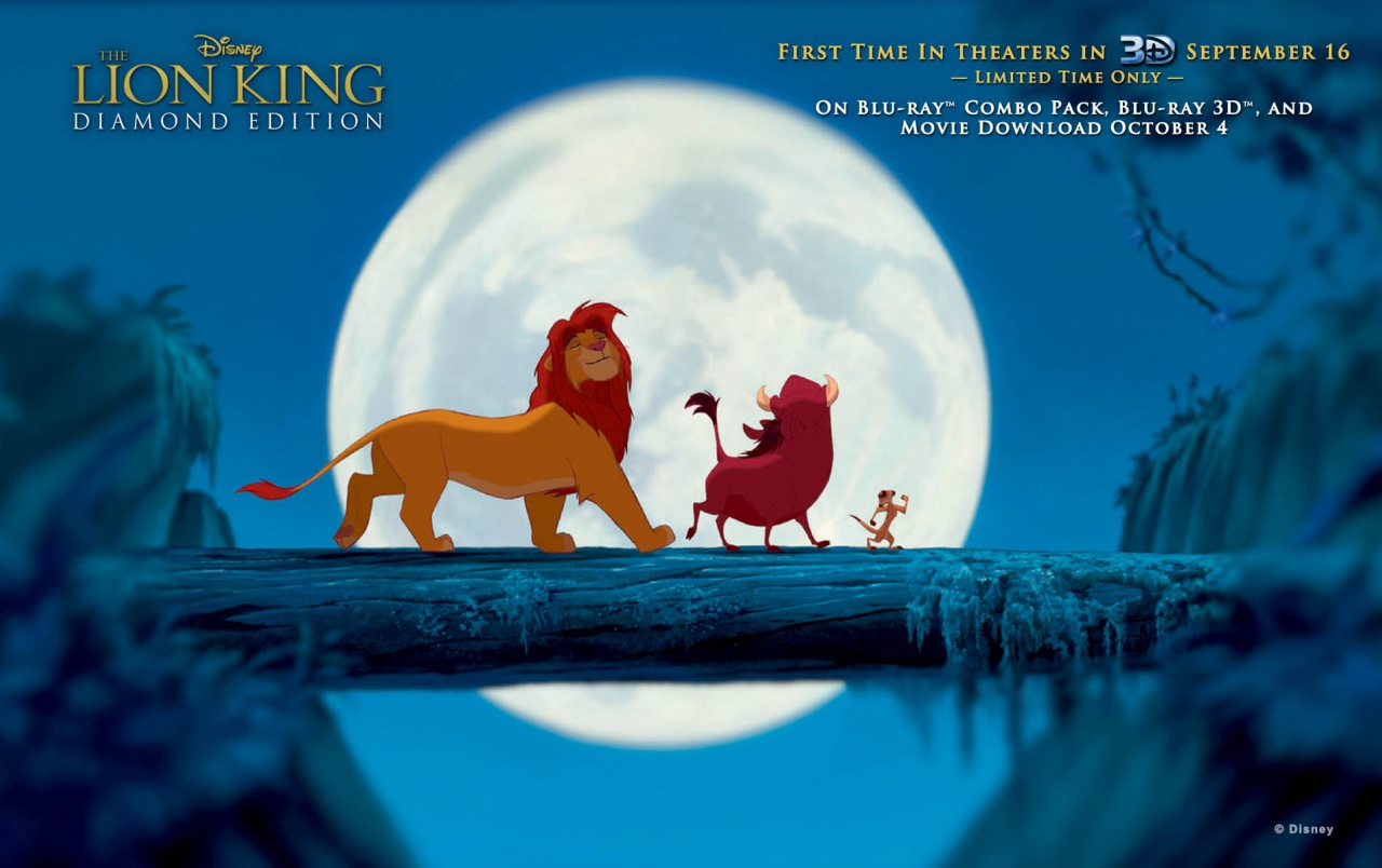 The Lion King 3d Hd Wallpapers The Lion King 3d Hd Stock Photos