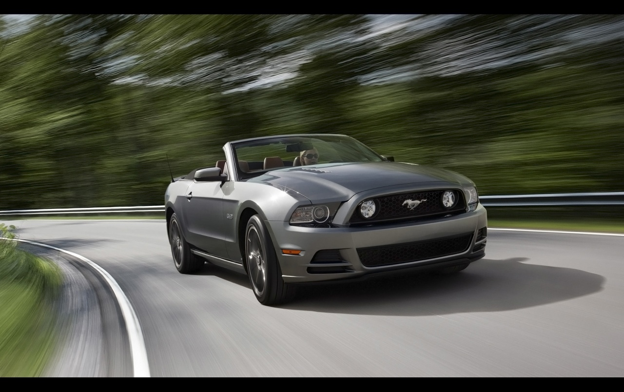 2013 Ford Mustang Shelby GT500 - Front | HD Wallpaper #2