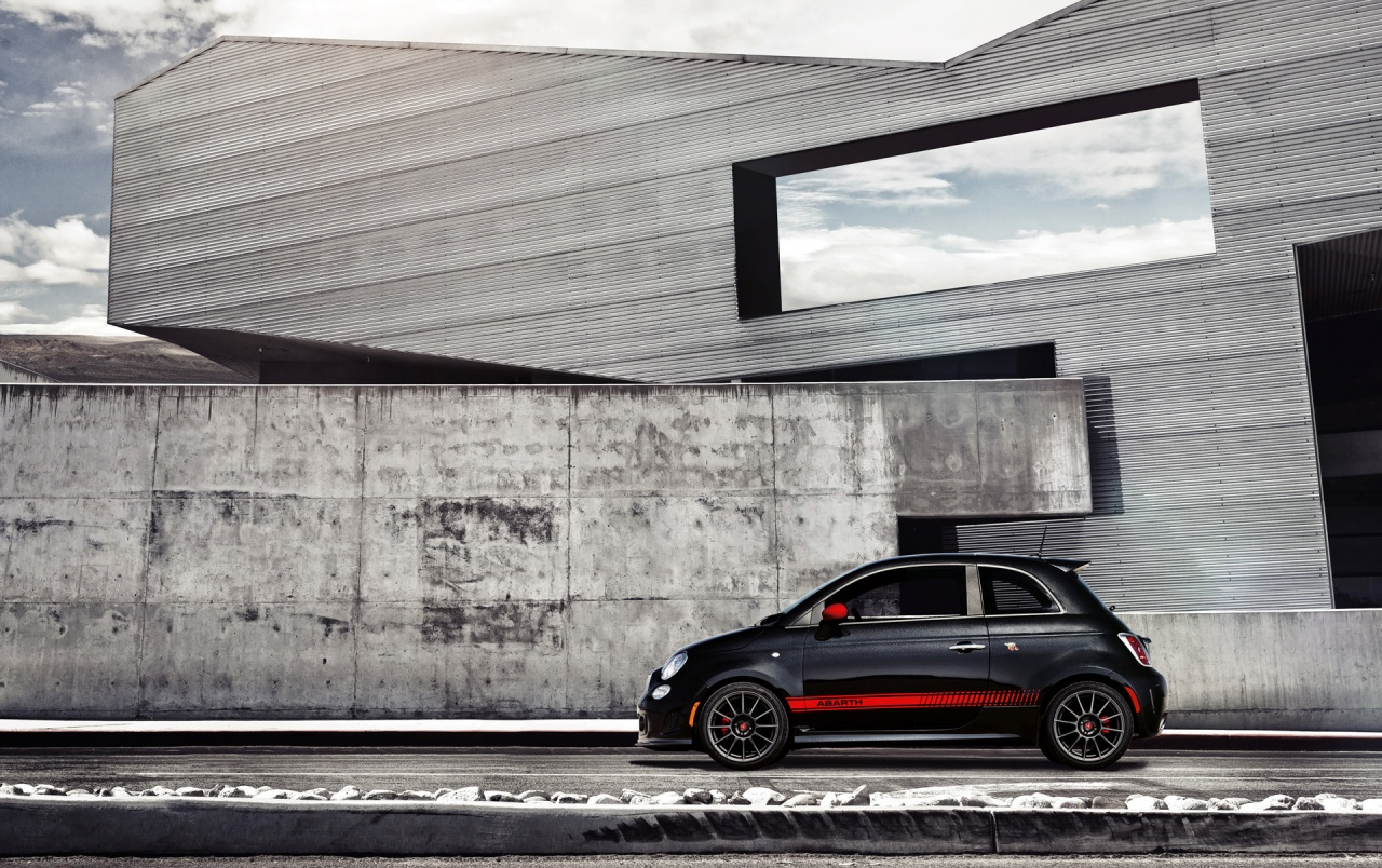 Fiat 500 Abarth Architecture Wallpapers