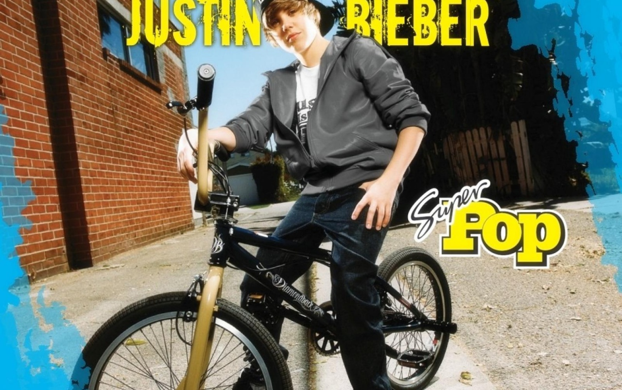 Justin Bieber Bike wallpapers