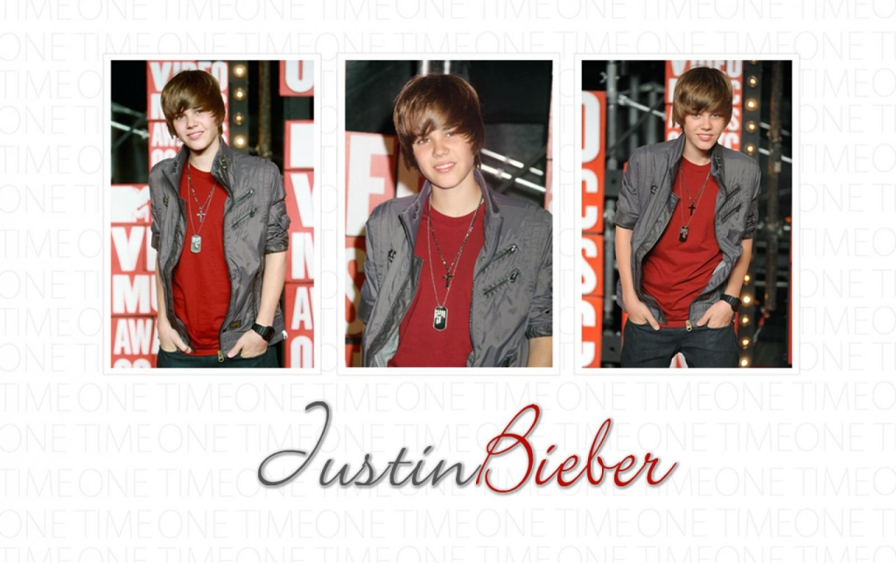 Justin Bieber Portraiats wallpapers