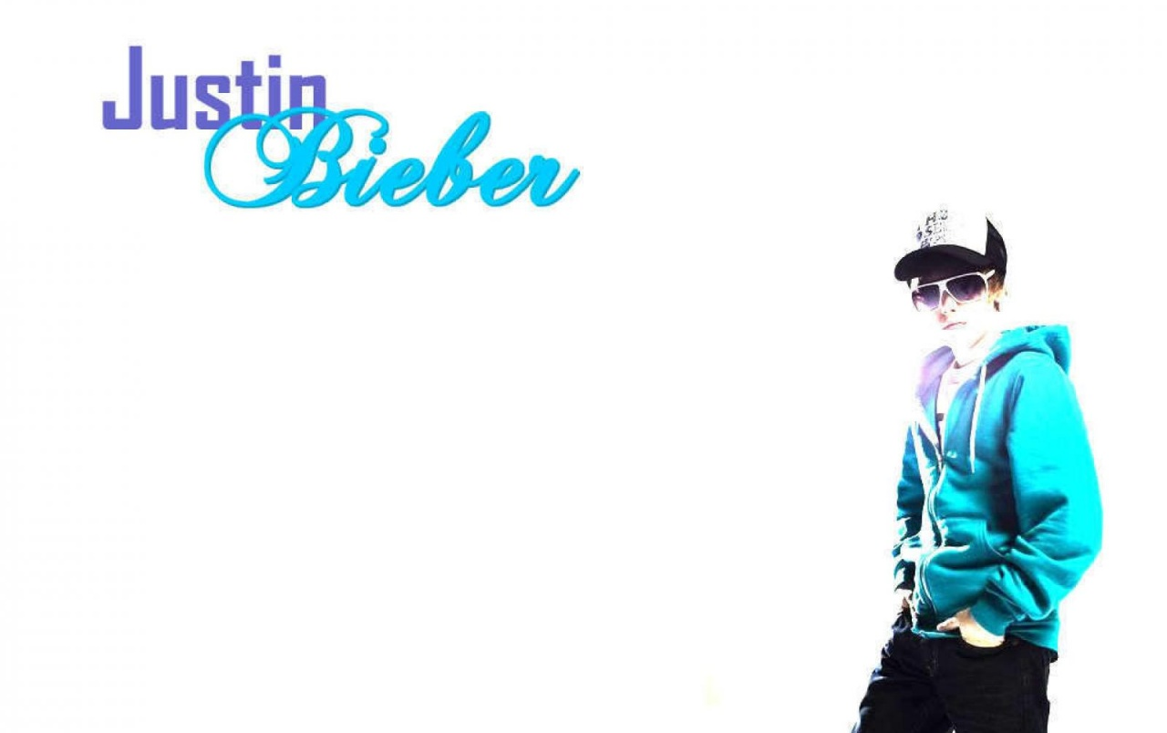 Justin Bieber Blue wallpapers