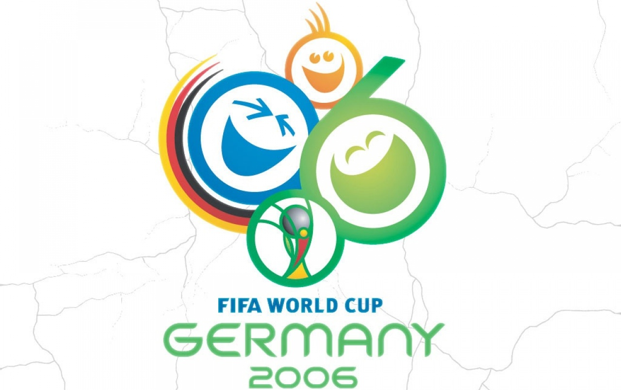 World Cup on white wallpapers