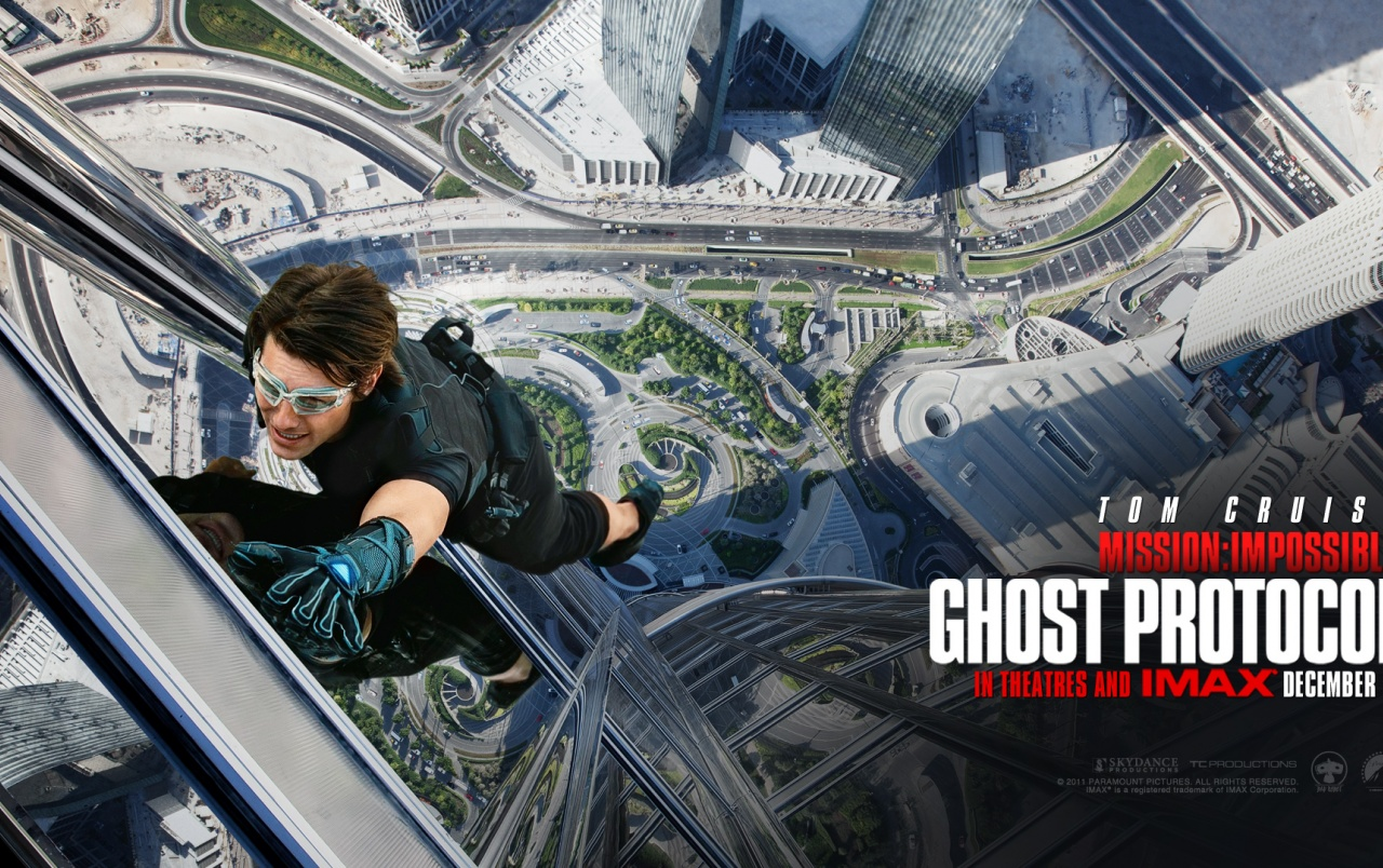Mission Impossible Ghost Protocol Wallpapers Mission Impossible