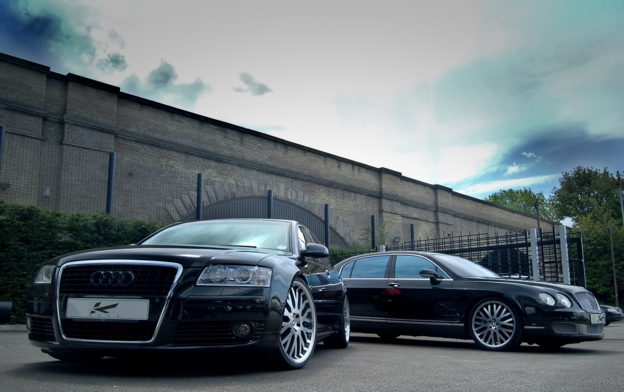 Project Kahn Audi wallpapers